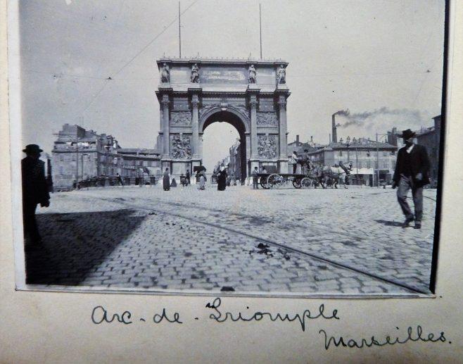 Arc de Triomphe, Marseilles | Harry Gill