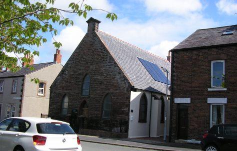 Mealsgate, Fletchertown Front Street WM Chapel, Cumberland