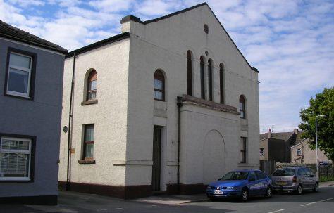 Millom, Queen Street WM Chapel, Cumberland