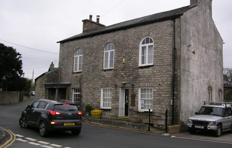 Milnthorpe, Haverflatts Lane WM rented preaching place, Westmorland