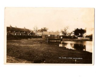 Milton Bryan Wesleyan Methodist Chapel, Bedfordshire