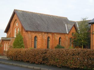 Monkhill WM Chapel from southeast 23.1.2016 | G W Oxley