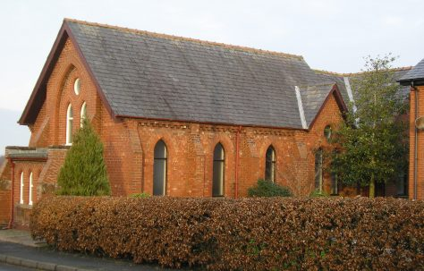 Monkhill WM Chapel, Cumberland