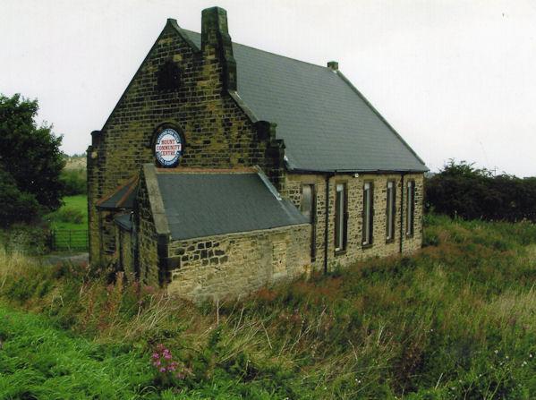 former Mount Wesleyan/UMFC Chapel, Eighton Banks, Gateshead opened 1777 | Bede Circuit Archive Collections