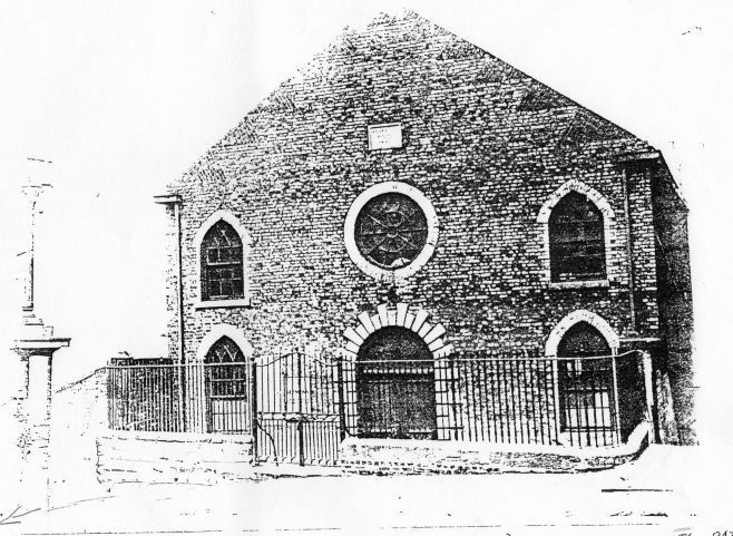 Mile End Road Wesleyan Chapel, South Shields | Bede Circuit Archive Collections