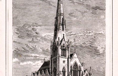 Brixton, Mostyn Road Wesleyan chapel