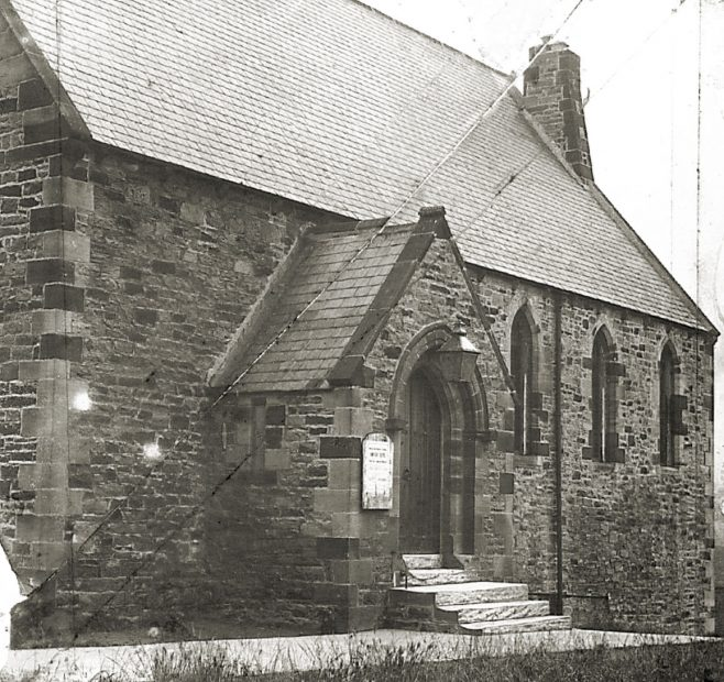 New Biddick Wesleyan Chapel, Washington 1900 | Bede Circuit Archive Collections