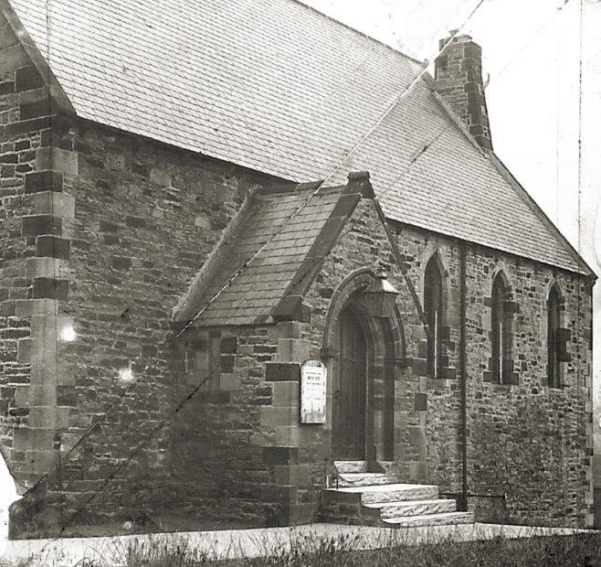 New Biddick Wesleyan Chapel, Washington 1900 | Bede Circuit Archive Collections