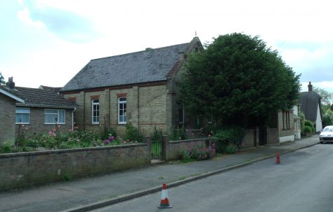 Northill Wesleyan Methodist Chapel