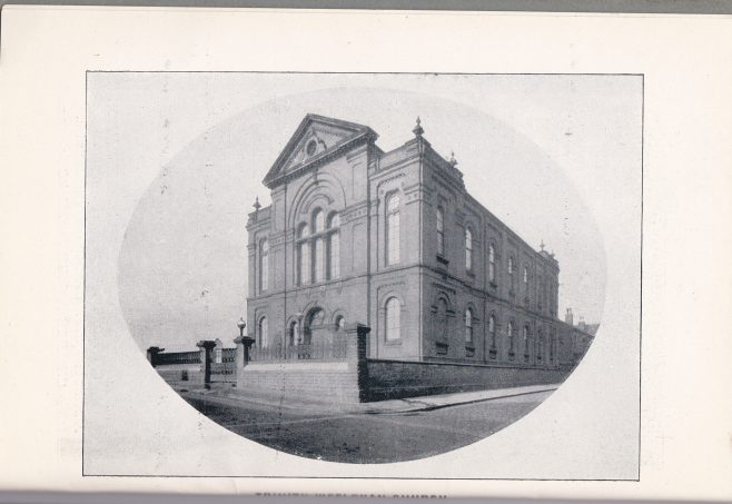 The New Church 1877