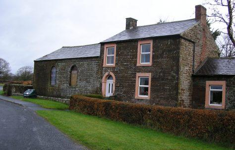 Nether House (Ullermire) WM Chapel, Cumberland