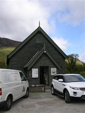 Wesleyan Chapel, Grange in Borrowdale | G W Oxley