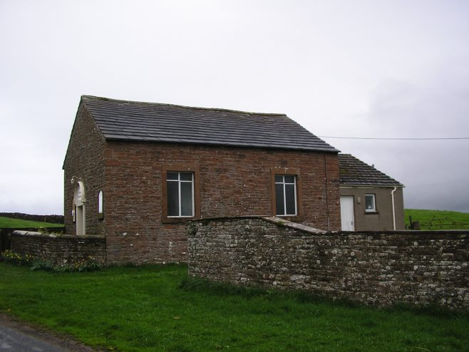 Salkeld Dykes WM Chapel,side view,April 2015 | GW Oxley
