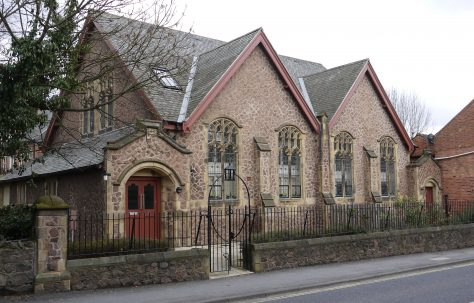Quorndon or Quorn Wesleyan Methodist Chapel