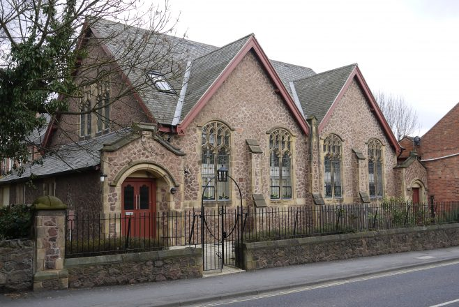 Quorn Wesleyan Methodist Chapel (click to enlarge) | Philip Thornborow
