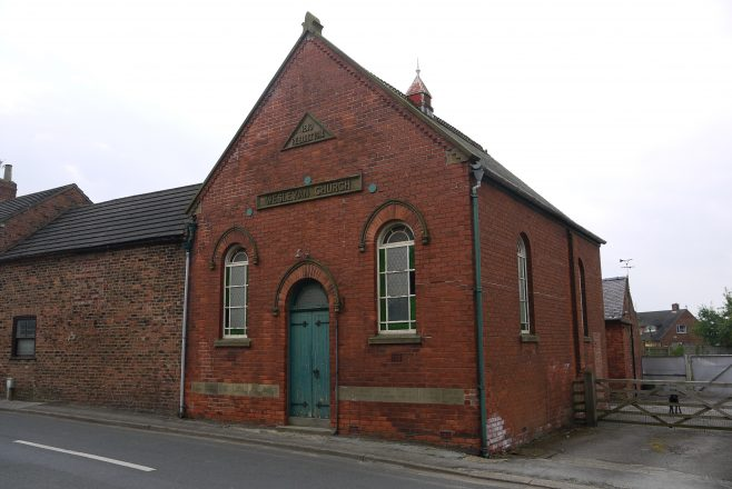 Withernwick Wesleyan Church | Philip Thornborow