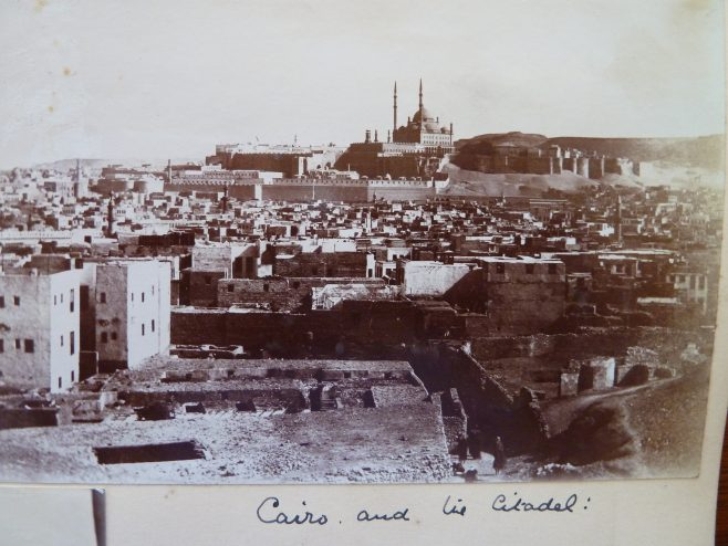 Cairo and the Citadel
