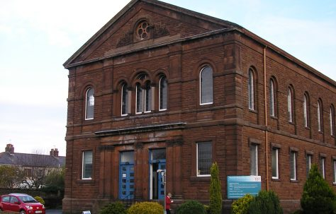 Penrith, Wordsworth Street WM Chapel, Cumberland