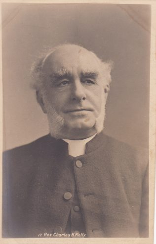 Rev Charles H Kelly | From the Methodist Postcard Album c 1912