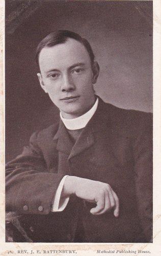 Rev J Ernest Rattenbury DD