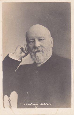 Rev Silvester Whitehead
