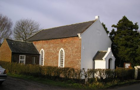 Port Carlisle WM Chapel, Cumberland