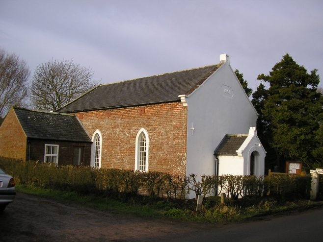 Port Carlisle WM Chapel 23.1.2016 | G W Oxley