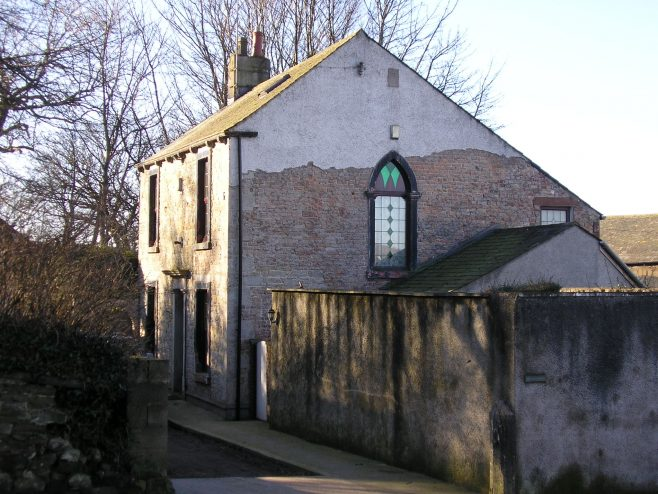 Possible former Wesleyan chapel at Flimby, , 05.02.2015 | GW Oxley