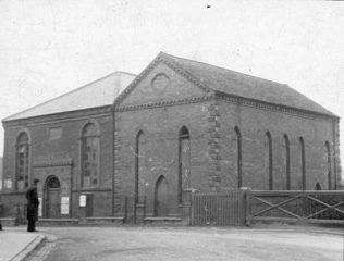 The old Primitive Methodist Church & Schoolrooms Coalville | Coalville Heritage Society