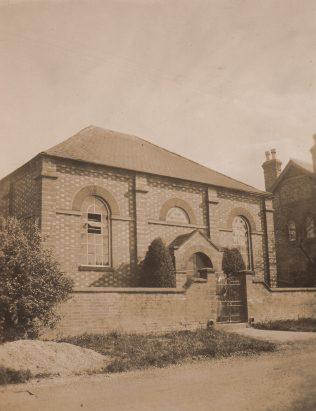 Rearsby Wesleyan Methodist Chapel c 1920 | Ray Young