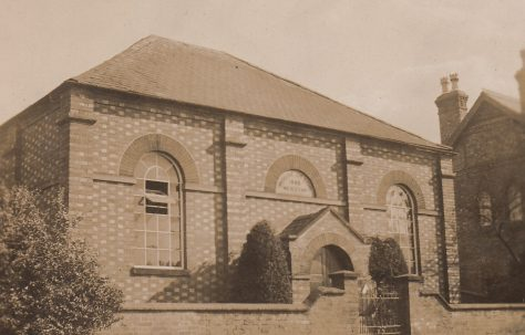 Rearsby Wesleyan Methodist Chapel, Leicestershire