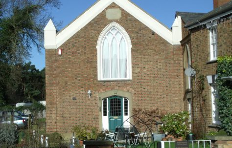Ridgmont Wesleyan Methodist Chapel