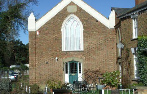 Ridgmont Wesleyan Methodist Chapel