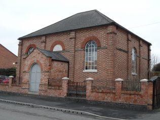 Rearsby Wesleyan Methodist Chapel 2017 | Ray Young