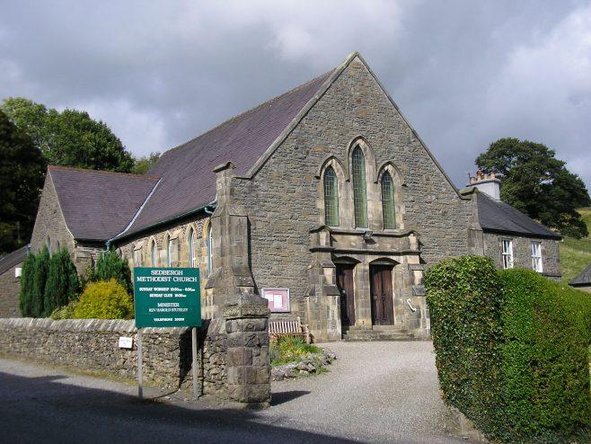 Sedbergh Methodist Church (i), 31.08.2014 | G W Oxley