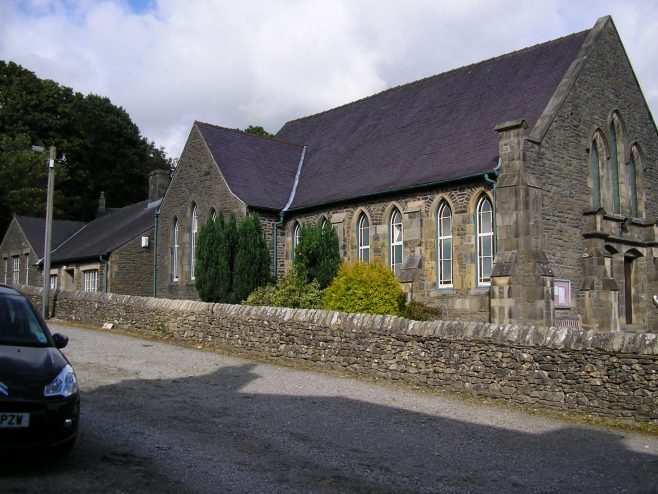Sedbergh Methodist Church (ii), 31.08.2014 | G W Oxley