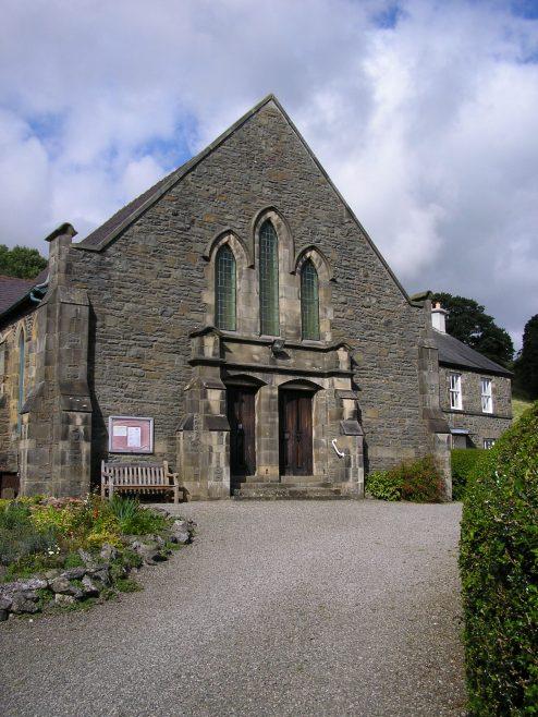 Sedbergh Methodist Church (iii), 31.08.2014 | G W Oxley