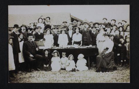 Wesleyan Gala  18 Jun 1910