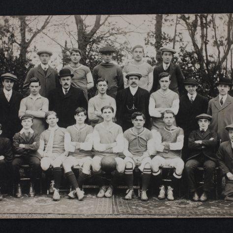 Wesleyan Football Team
