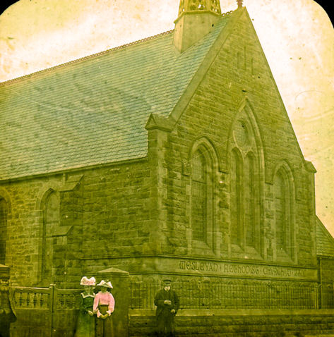 Springwell Wesleyan Chapel, Gateshead 1901 | Bede Circuit Archive Collections