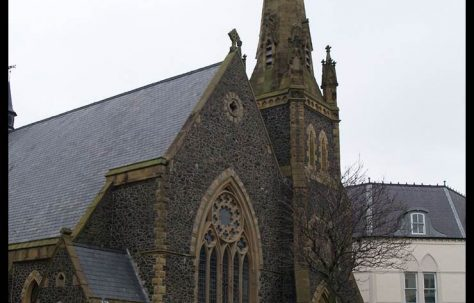 St John's Methodist Church, Llandudno