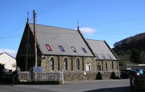 Staveley, WM Chapels, Westmorland