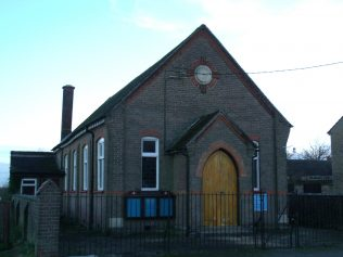 Sundon Wesleyan Methodist Chapel
