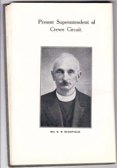 Rev G H Schofield