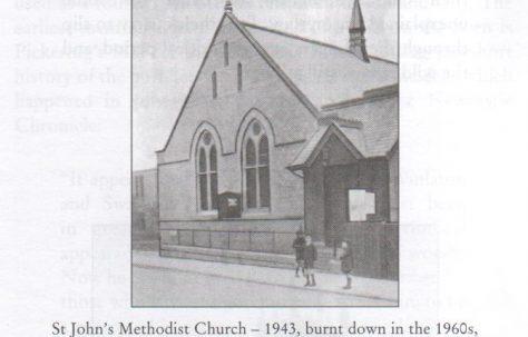 St. John's Wesleyan Methodist Church, Blaydon, County Durham