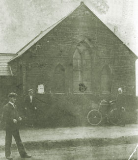 Team Colliery Wesleyan Chapel, Gateshead 1903 | Bede Circuit Archive Collections