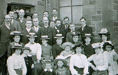 Gateshead, Team Colliery Choir 1901