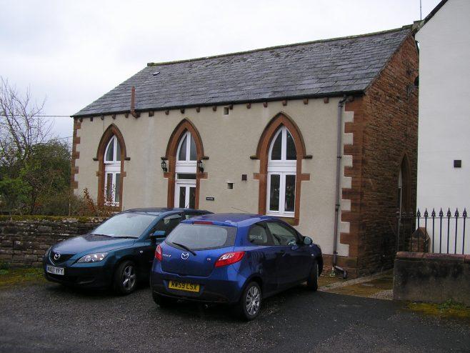 Temple Sowerby WM Chapel sunday school building, 25.4.2015 | GW Oxley