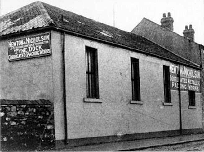 former Templetown Wesleyan Chapel, South Shields | Bede Circuit Archive Collections