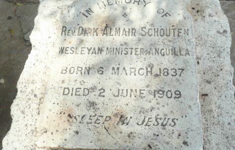 Rev Dirk Almair Schouten